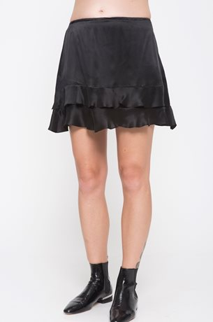 Picture of Daniel Miniskirt Black