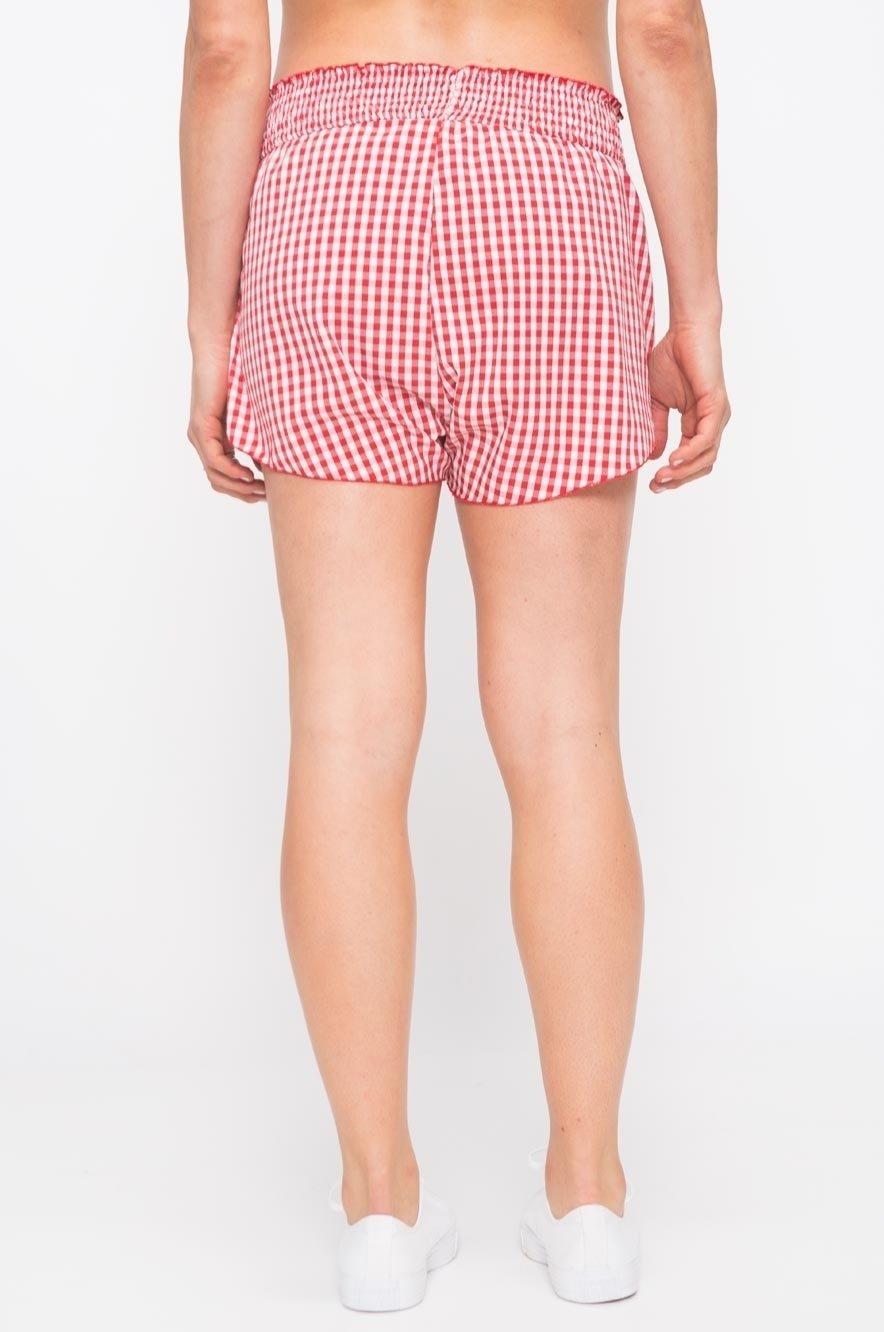 Picture of Bahama Shorts Red Check