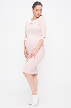 Picture of ALONA DRESS PINK