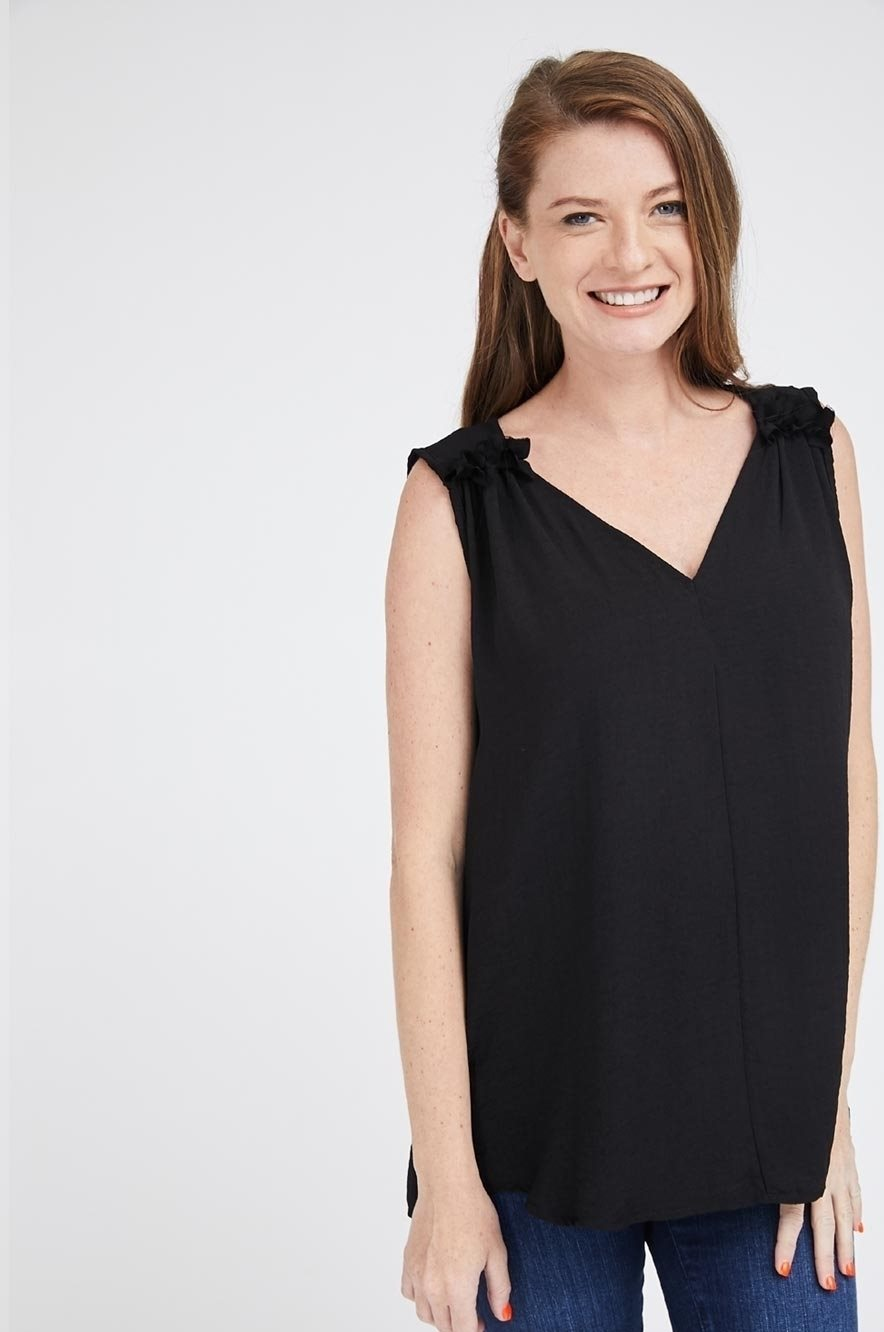 Picture of Yuval Blouse White