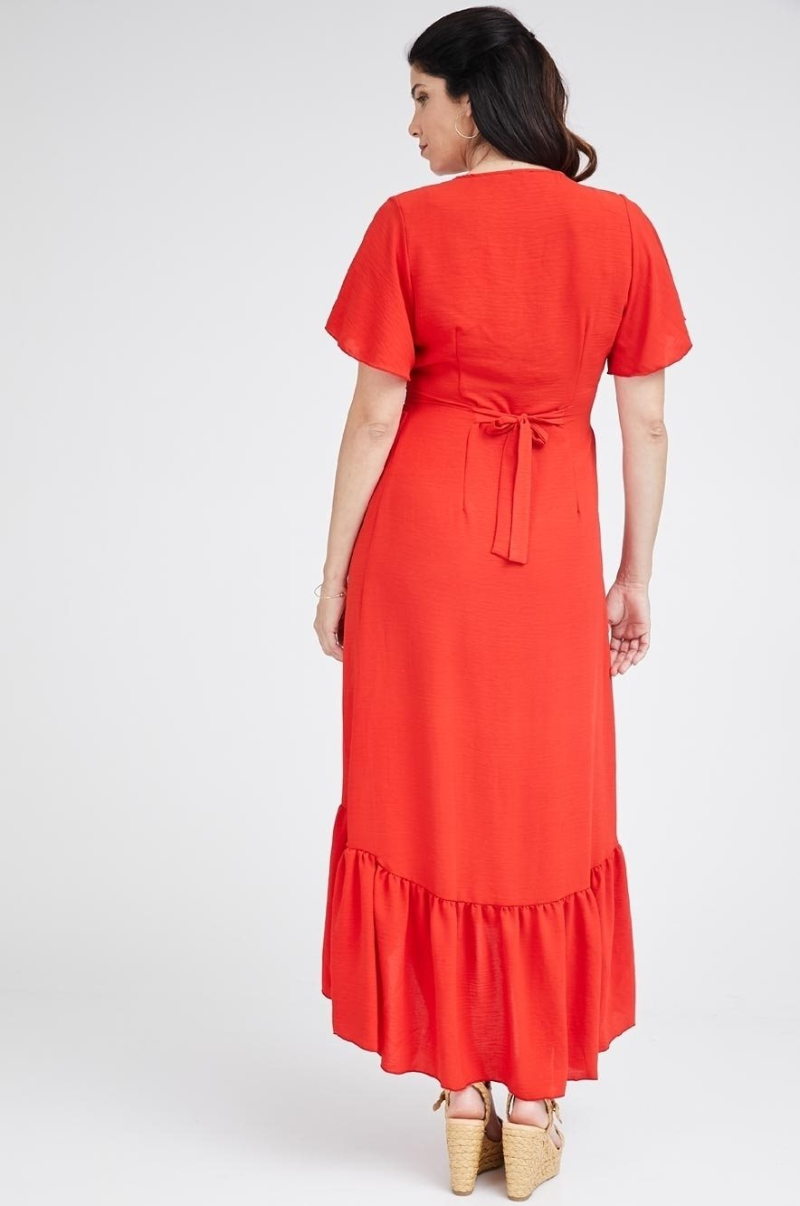 Picture of Sandra Dress Red
