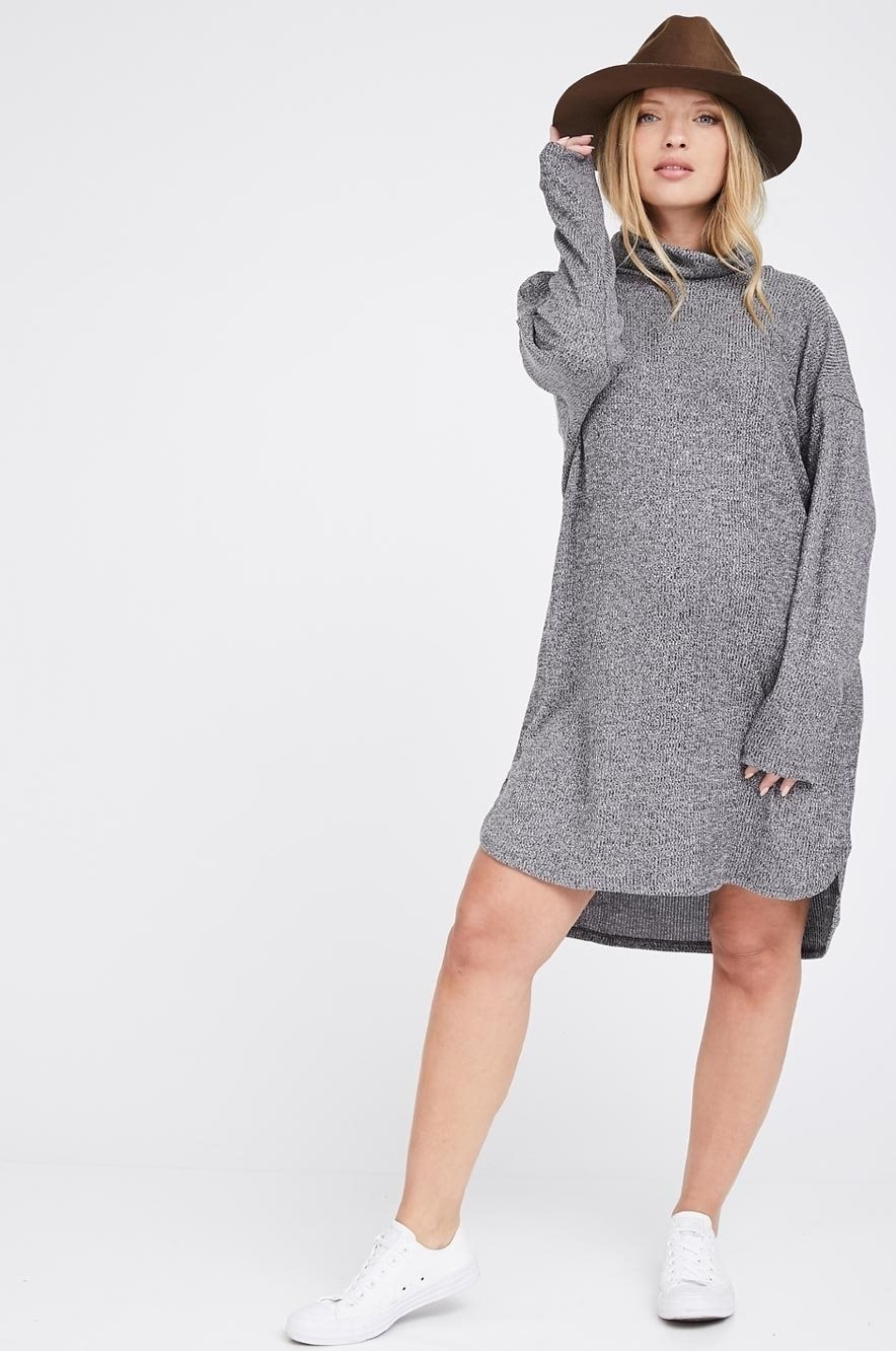 Picture of Margo Tunic Grey