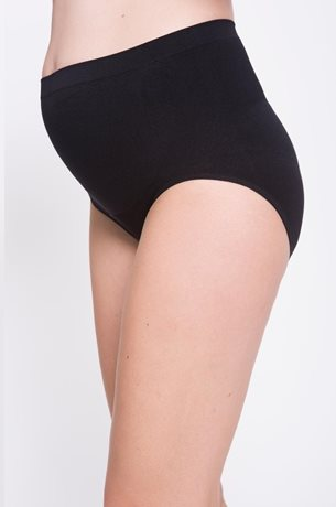 Picture of Seamless Underwear Black