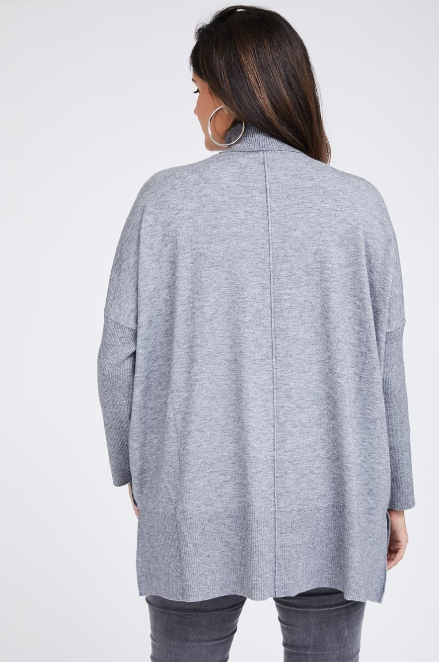 Picture of Tory Knit Grey