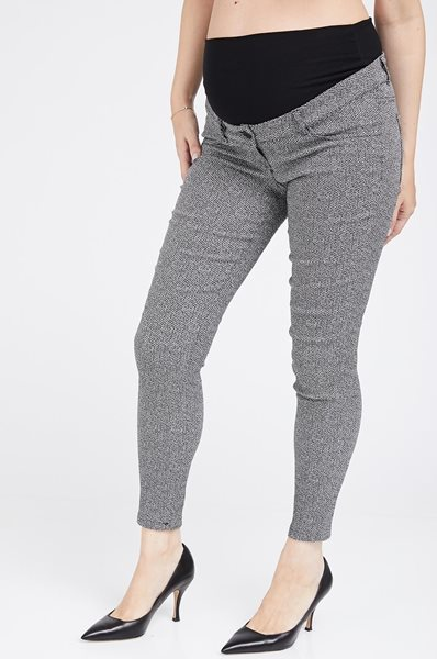 Picture of Brenda Pants Black and White