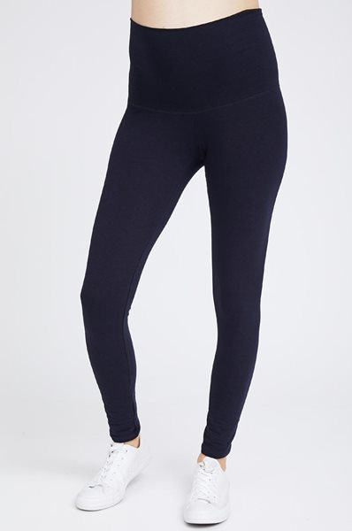 Picture of Maternity Leggings Navy
