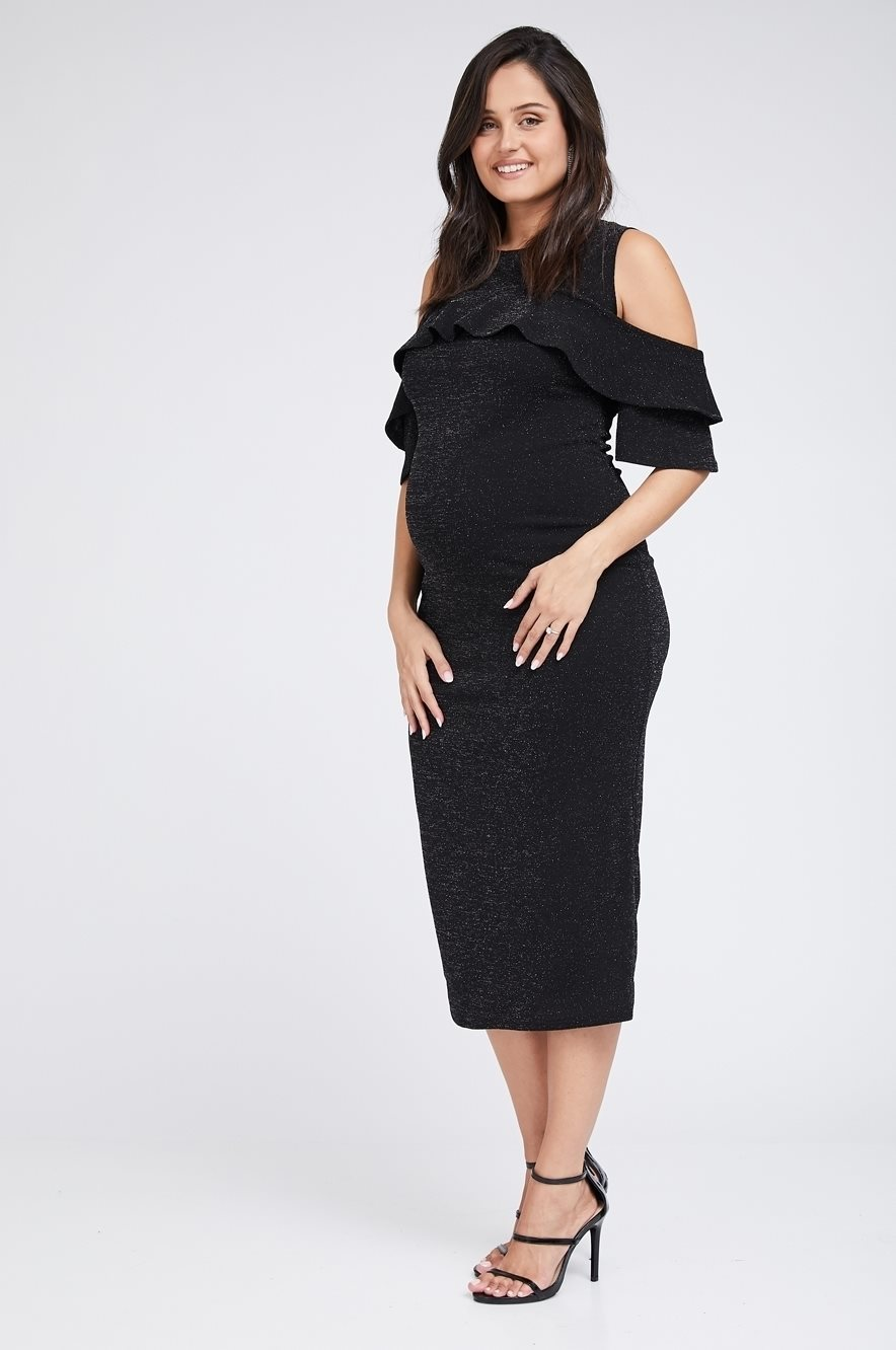 Picture of Gisele Dress Black