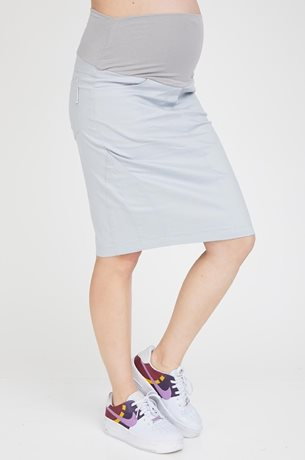 Picture of Roxy Maternity Skirt Ice Blue
