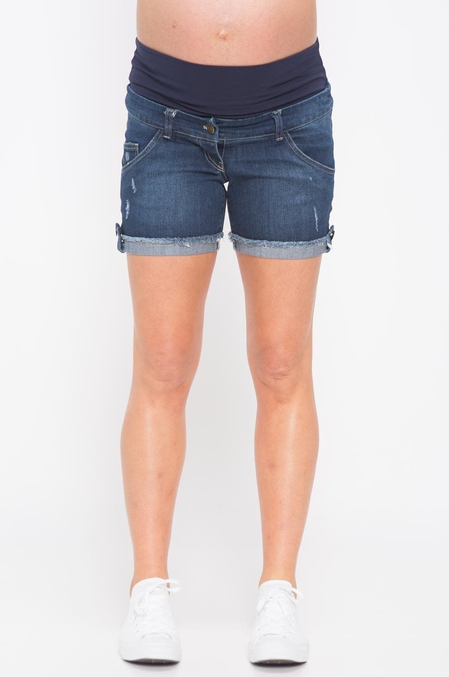 Picture of Sporty Mama Shorts Denim
