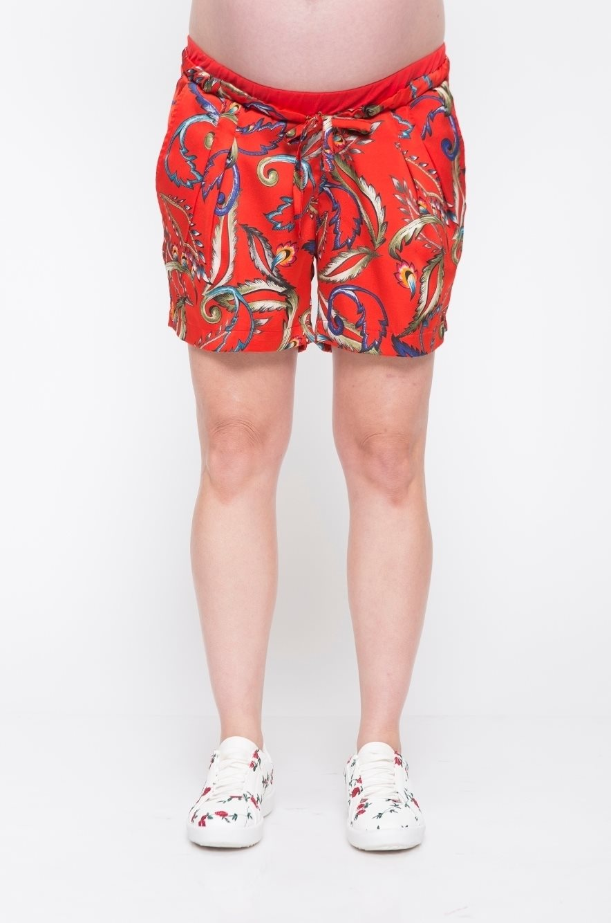 Picture of St.Tropez Shorts Red