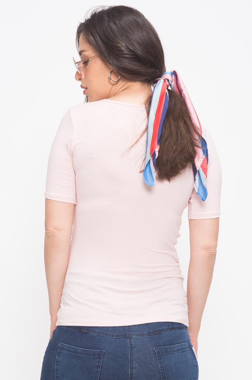Picture of Niki Pregnancy Top Pink