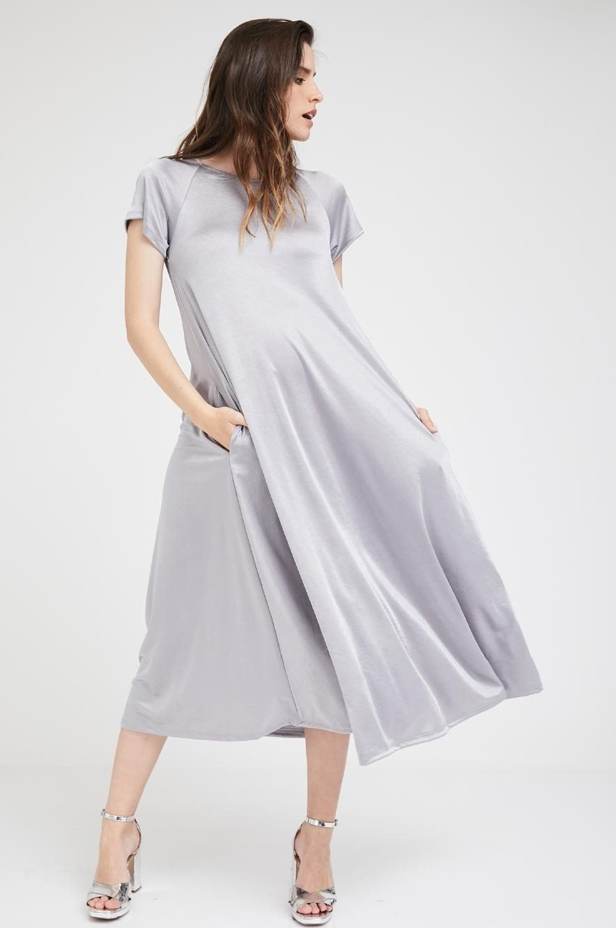 Picture of Daisy Dress Silver