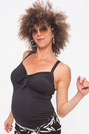 Picture of Agam Swimsuit Black