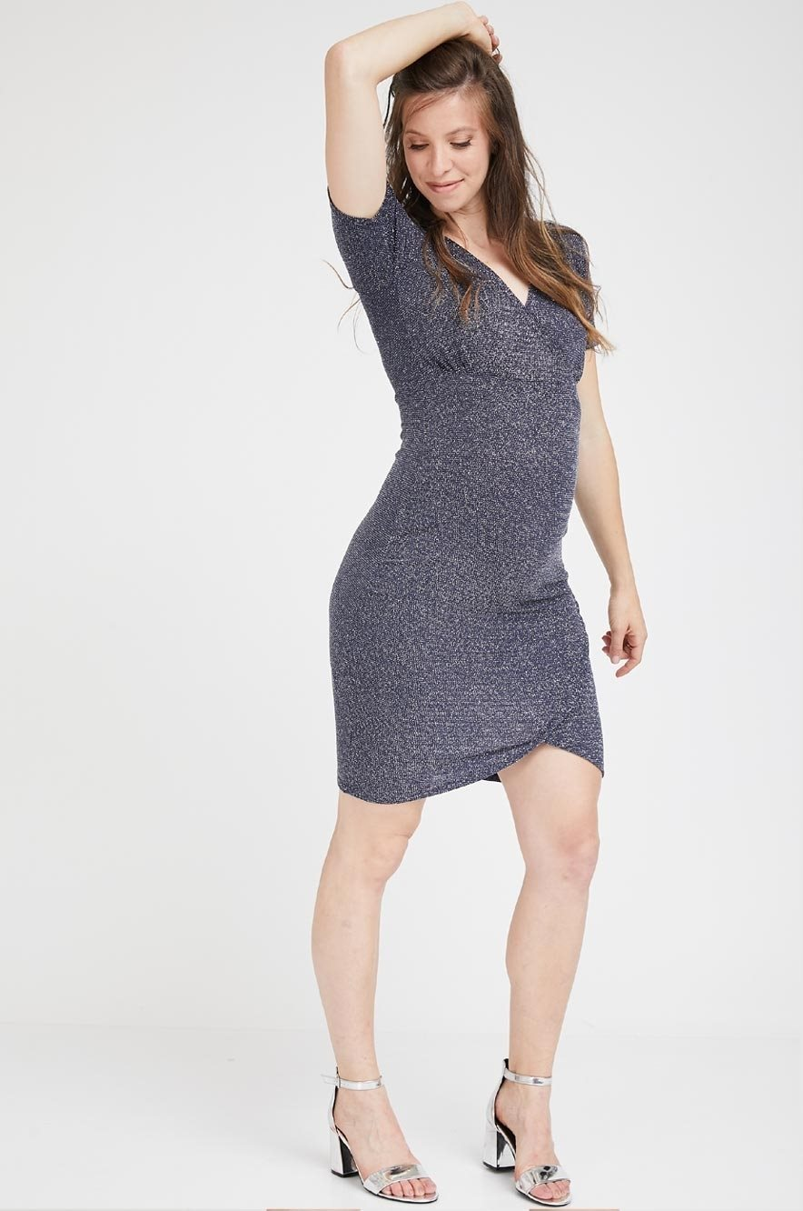 Picture of Amber Dress Blue