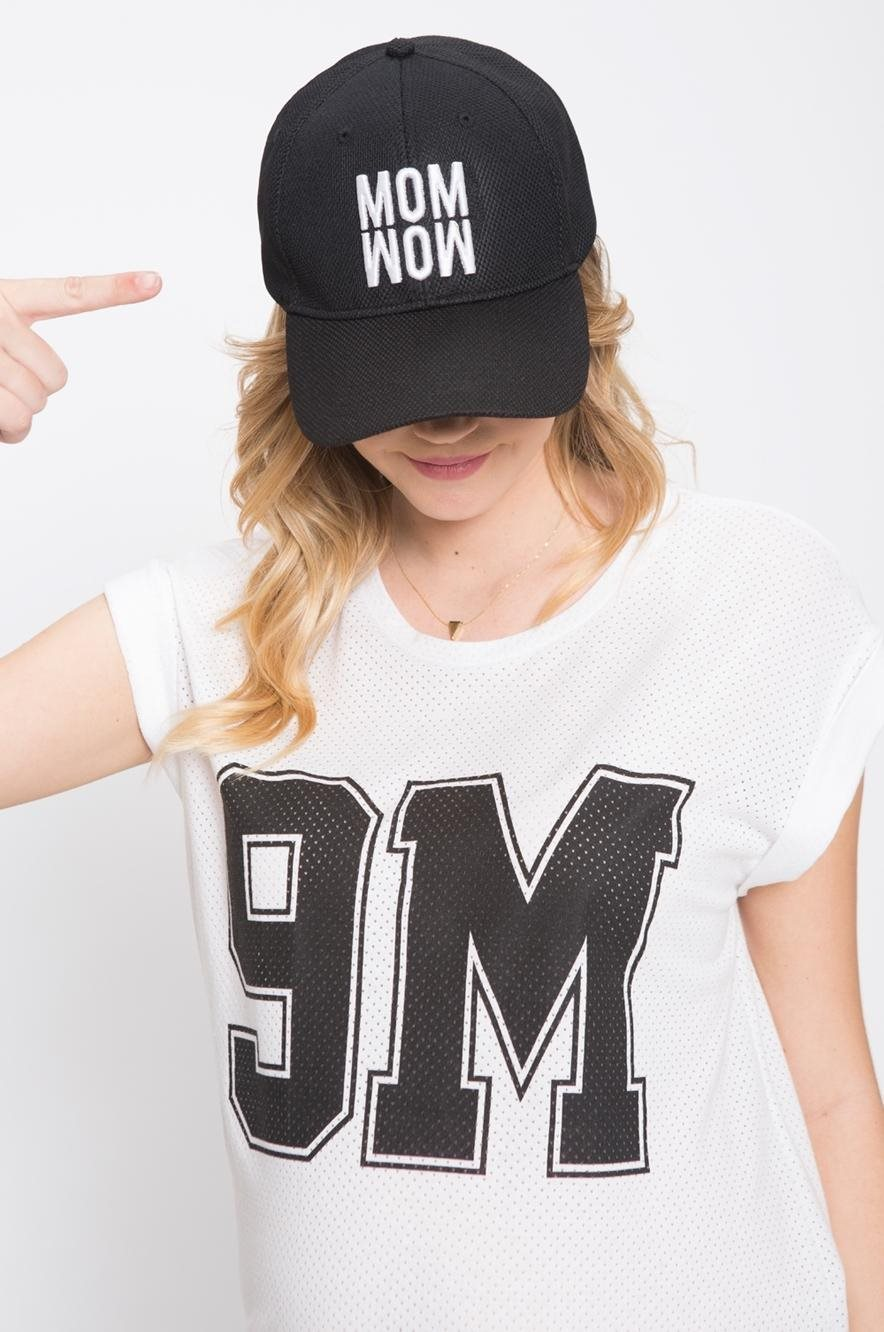 Picture of MOMWOW Hat Black