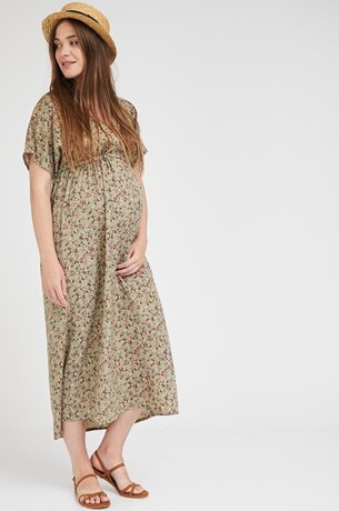 Picture of Mellisa Dress Green Floral