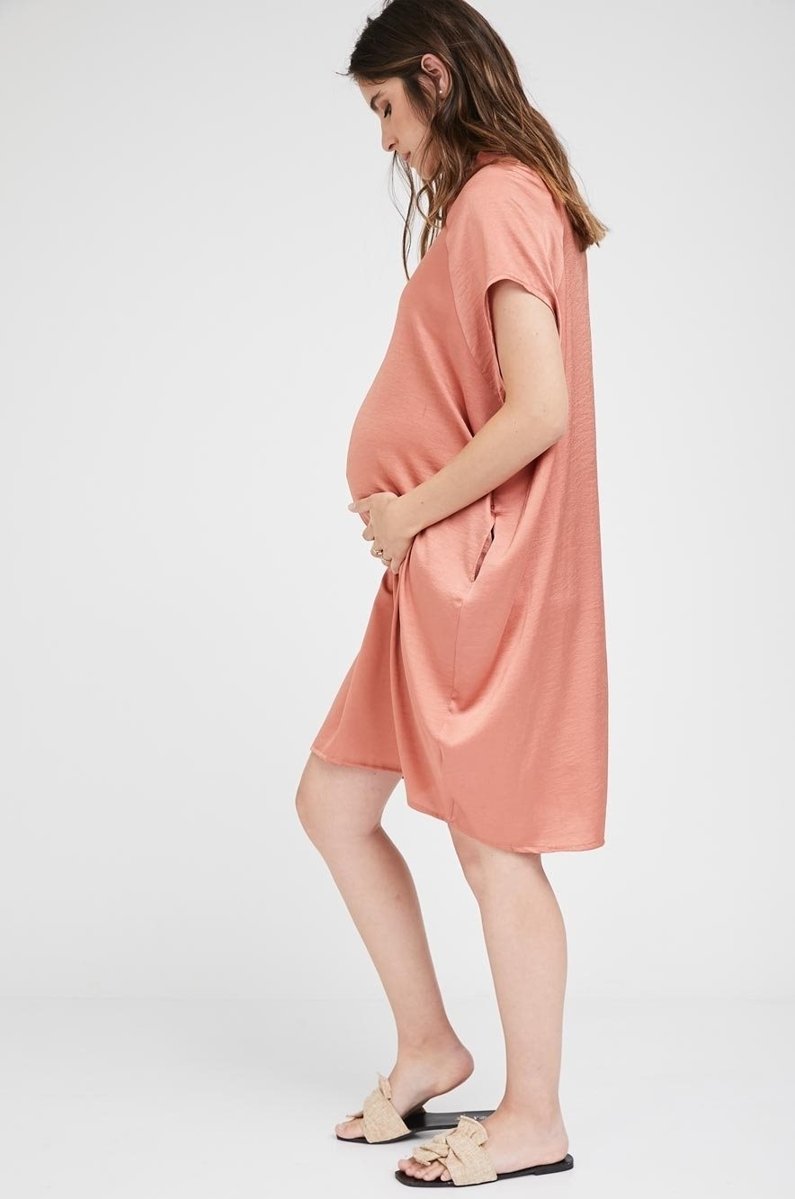 Picture of Sapir Dress Peach