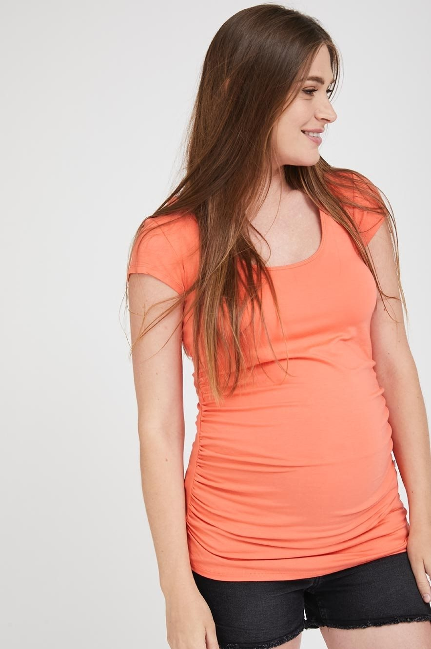 Picture of Baby Grow S.sleeve Top Hot Pink