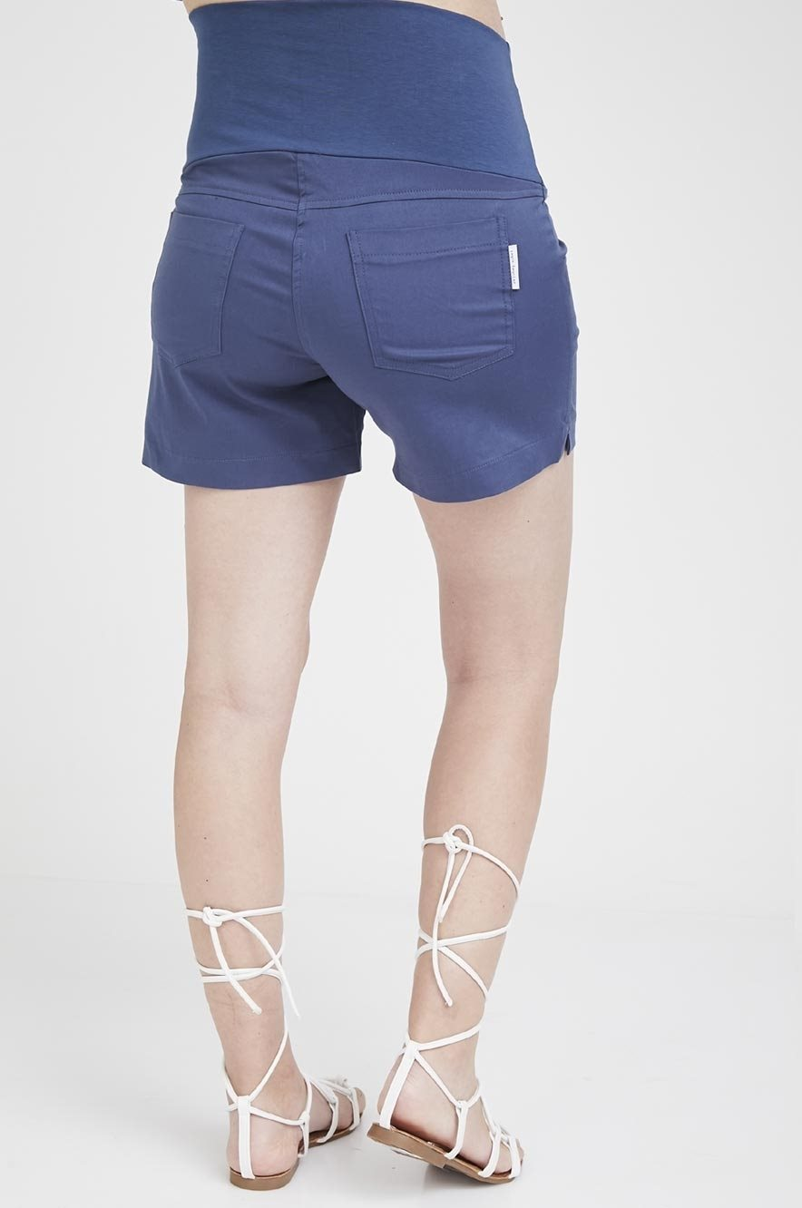 Picture of Basic Shorts Blue