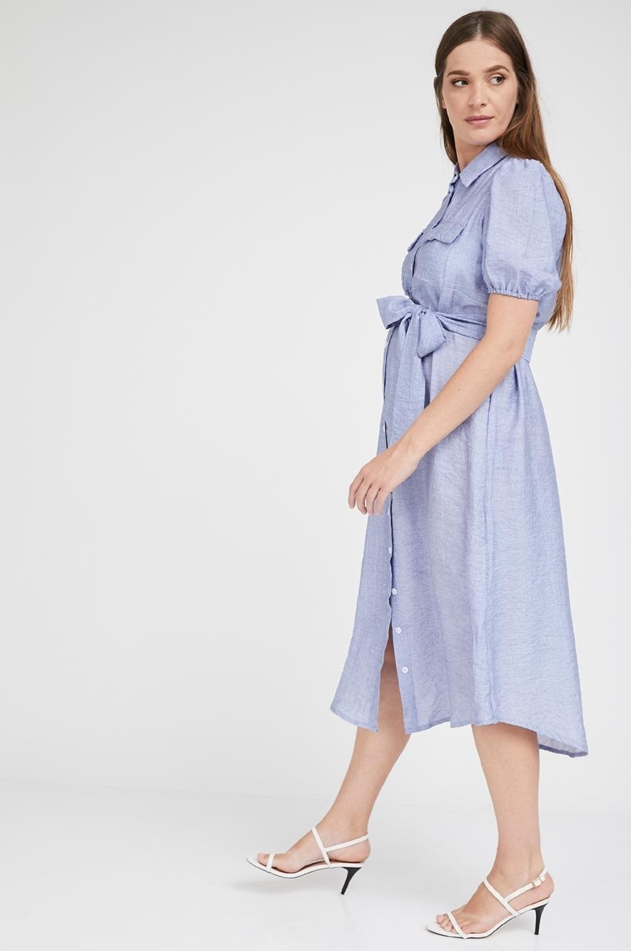 Picture of Marieanna Dress Blue
