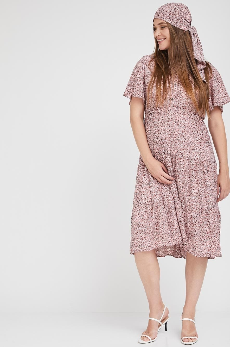 Picture of Melody Dress Pink