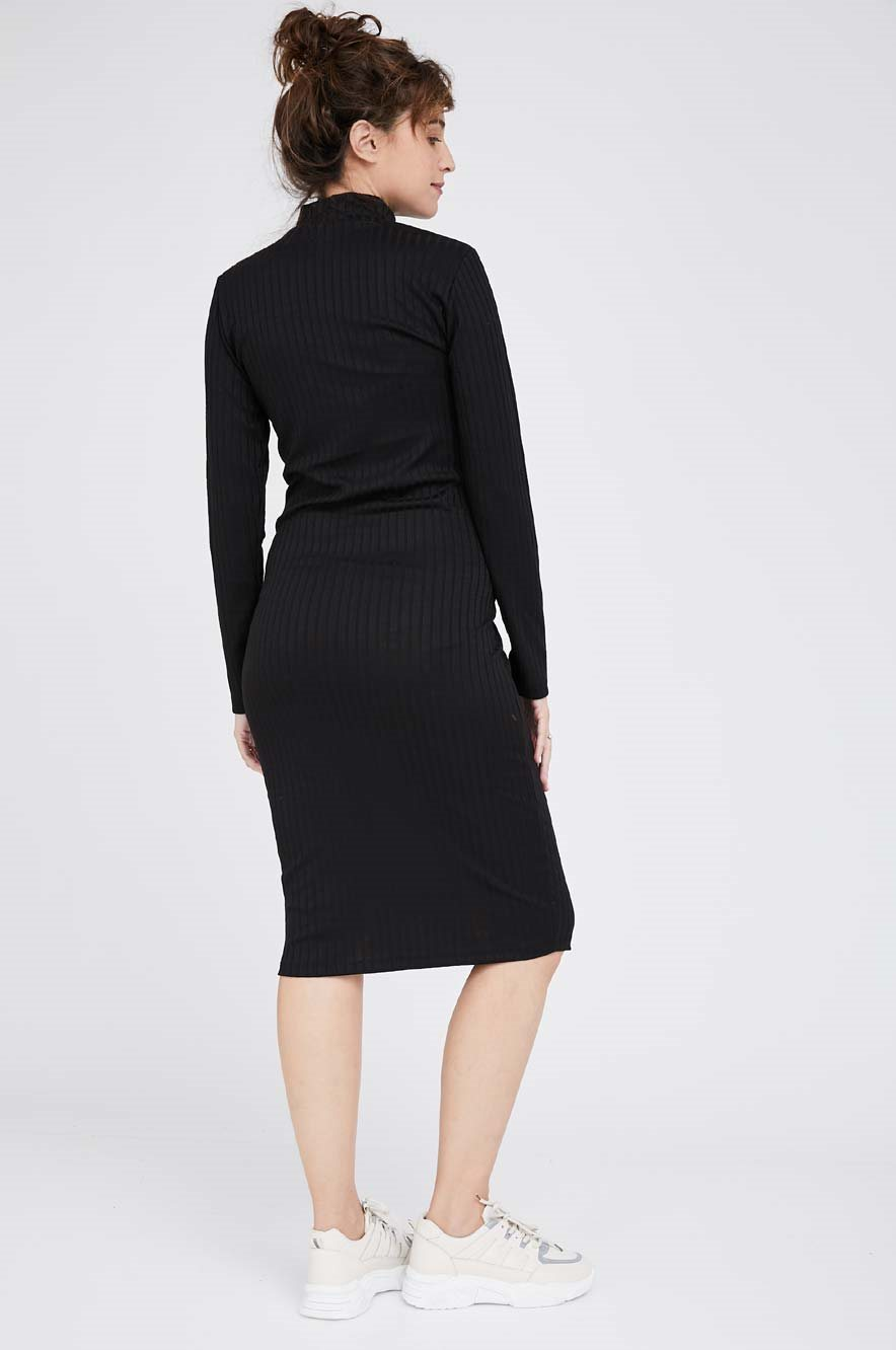 Picture of Leslie Dress Black