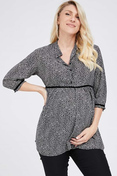 Picture of Mika Top Black