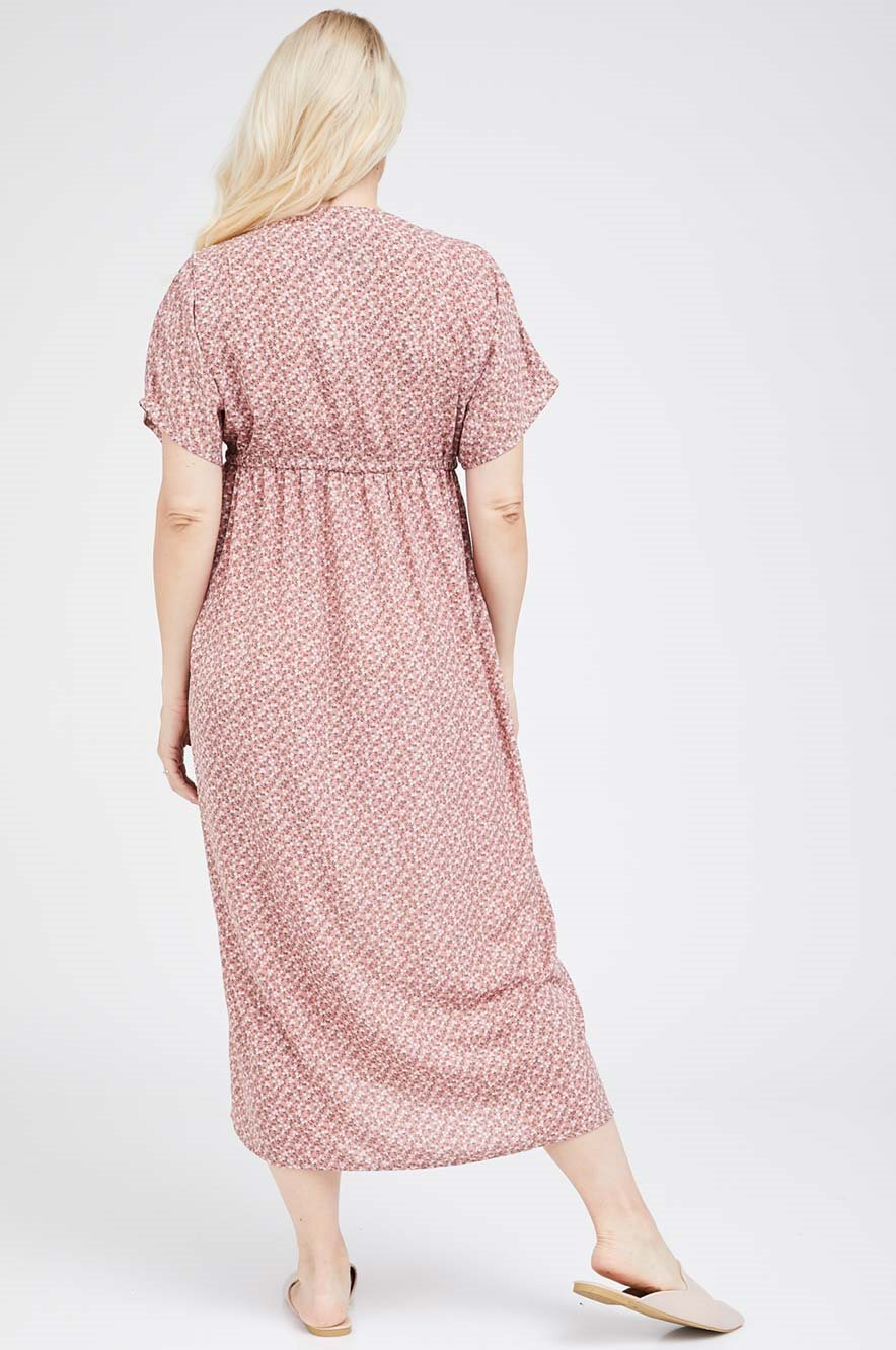 Picture of Mellisa Dress Pink Forals