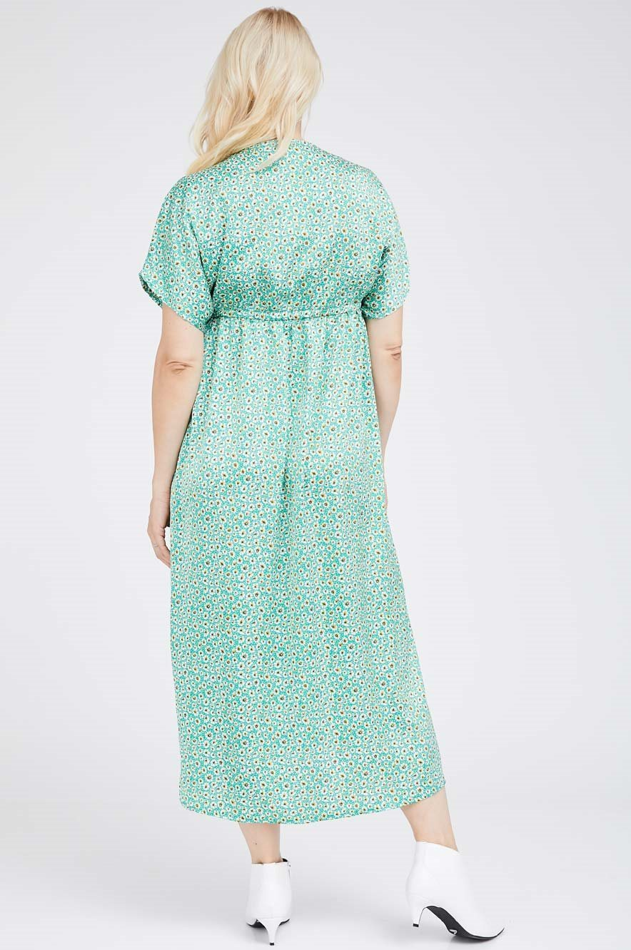 Picture of Mellisa Dress Green Forals