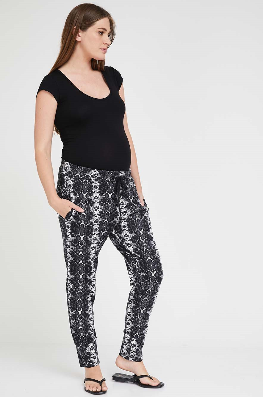 Picture of Monica pants Black