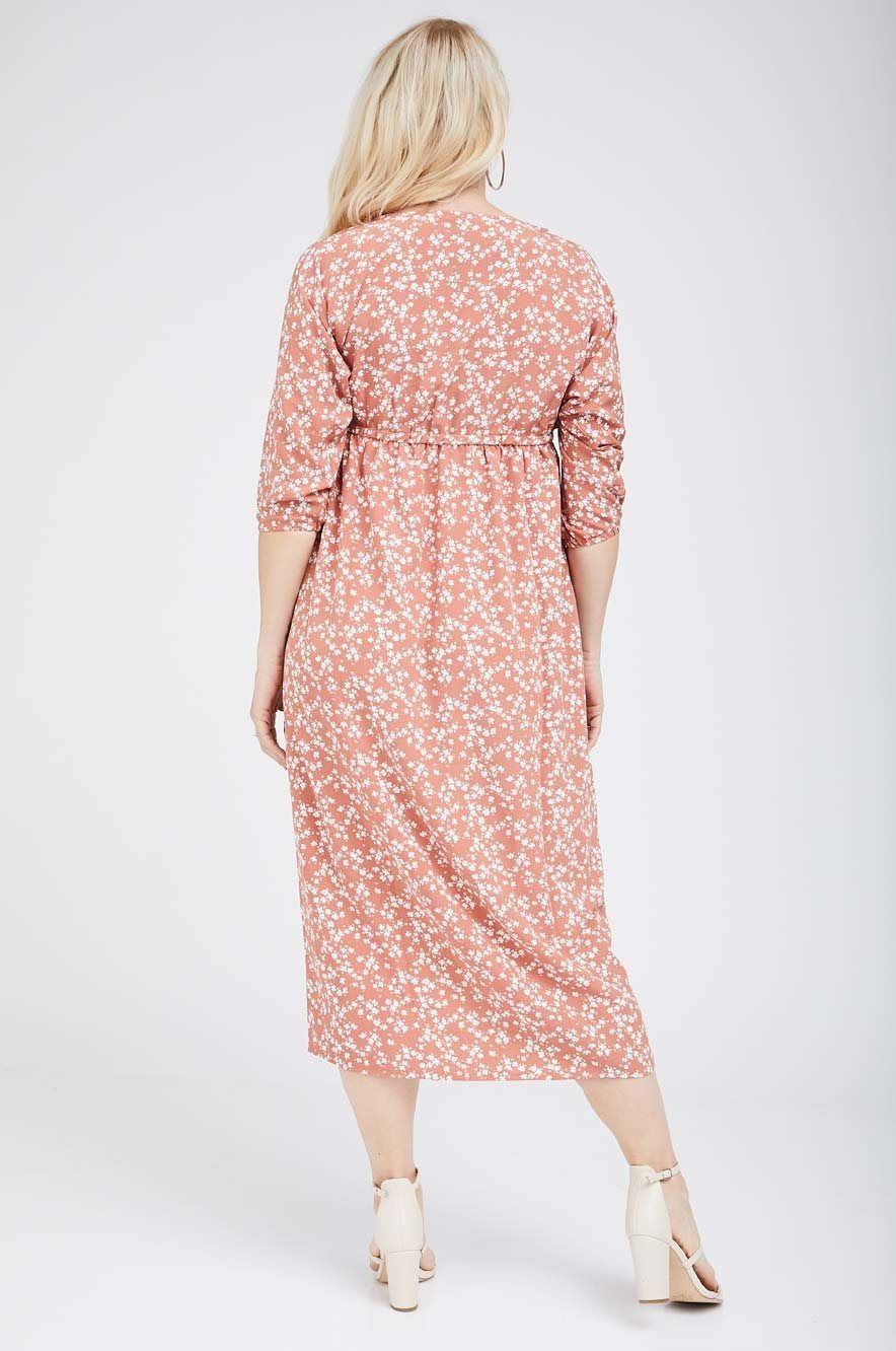Picture of Maayan Dress Pink Floral