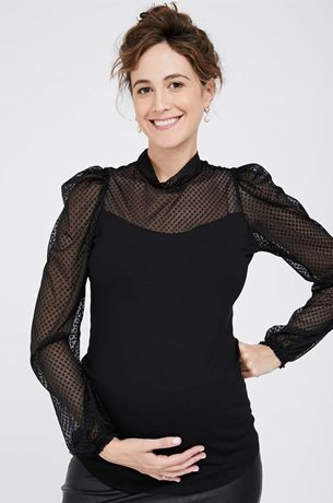 Picture of Victoria Top Black