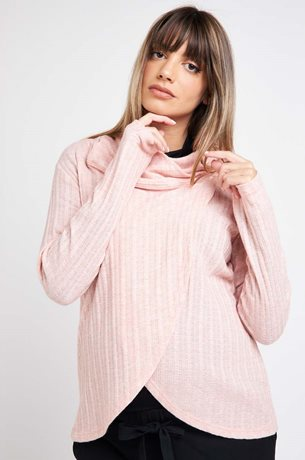 Picture of Wrap Cardigan Pink