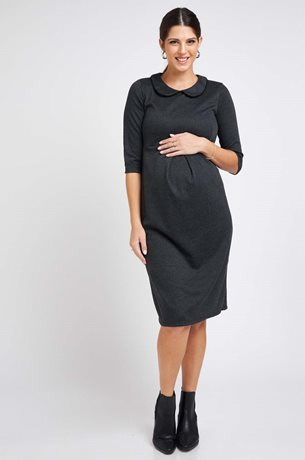 Picture of Gabriella Maternity Dress Gray