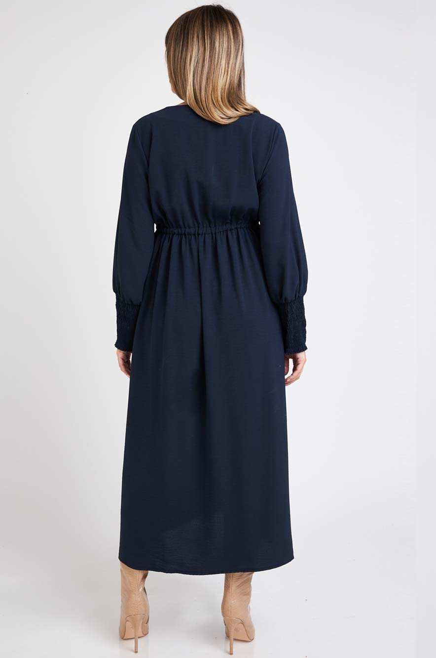 Picture of Gloria Dress Navy