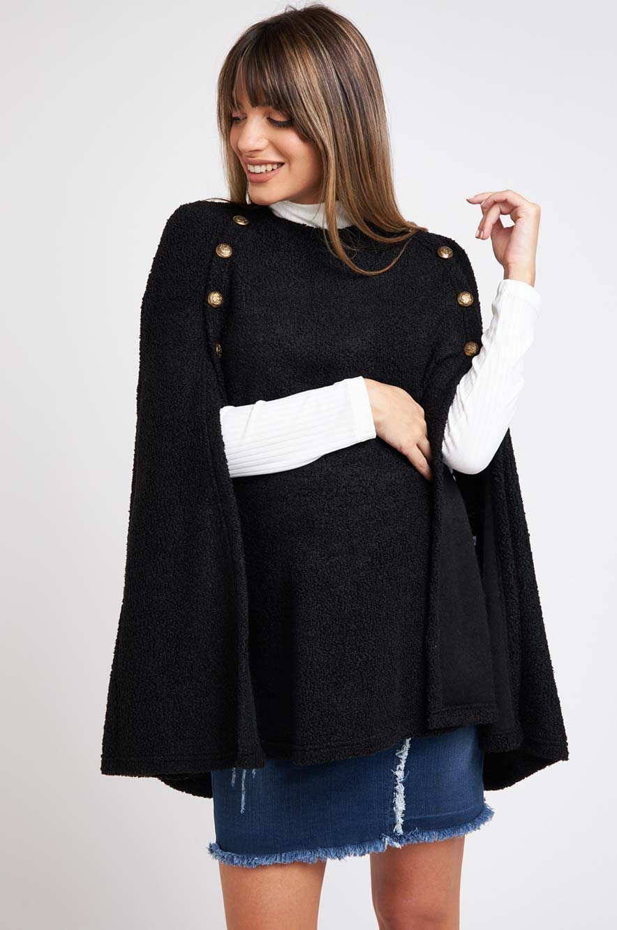 Picture of Duchess cape Black