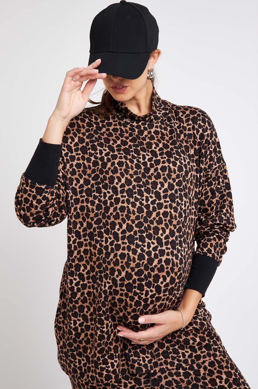Picture of Leopard top