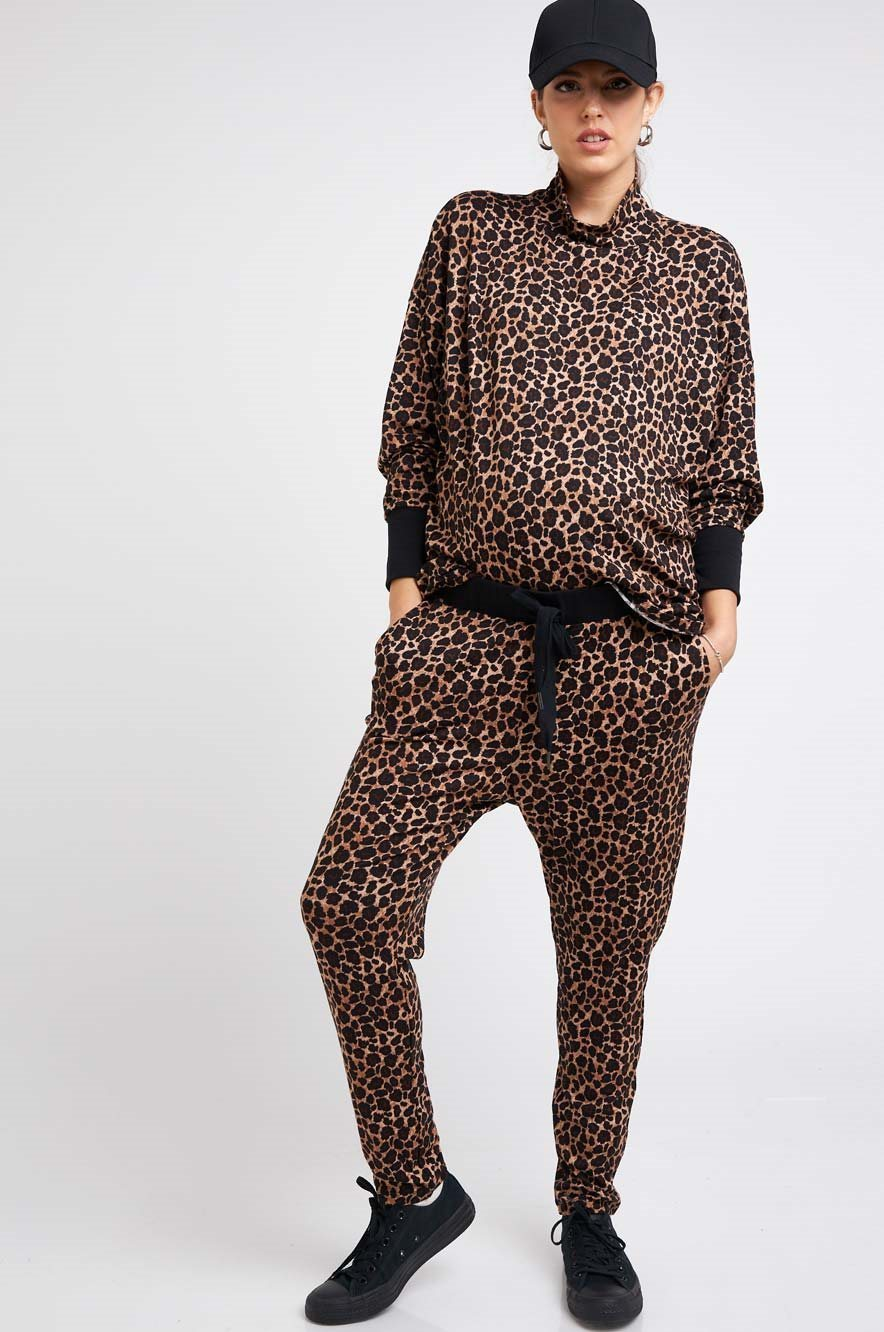 Picture of Savannah Pants Leopard