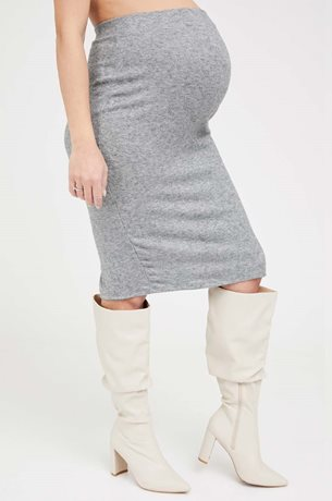 Picture of Madeleine Maternity skirt Gray