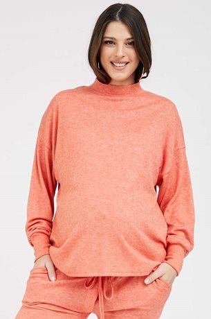 Picture of Madeleine Top Coral