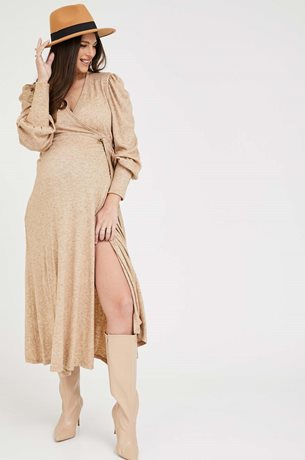 Picture of Eloise Dress Beige
