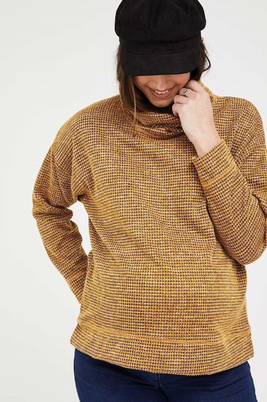 Picture of Tamara Sweater Mustard