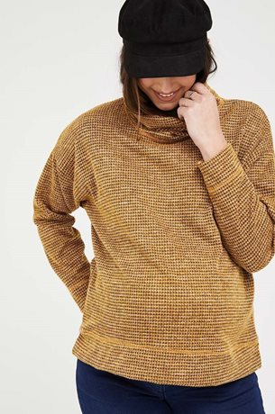 Picture of Tamara Sweater Mustard