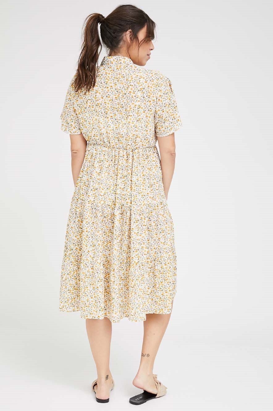 Picture of Melody Dress Yellow