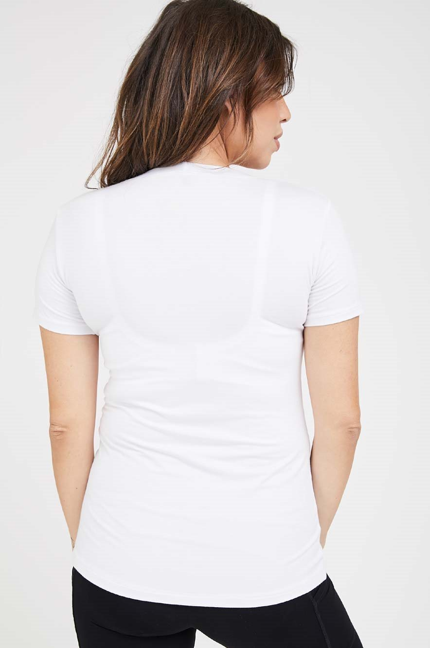 Picture of Mother Pregnancy T-shirt White