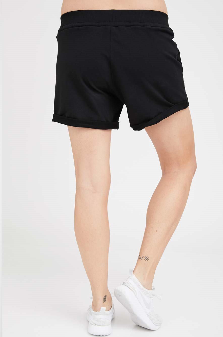 Picture of Angel Shorts Black