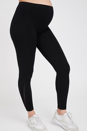 Picture of Seamless Maternity Work-Out Leggings