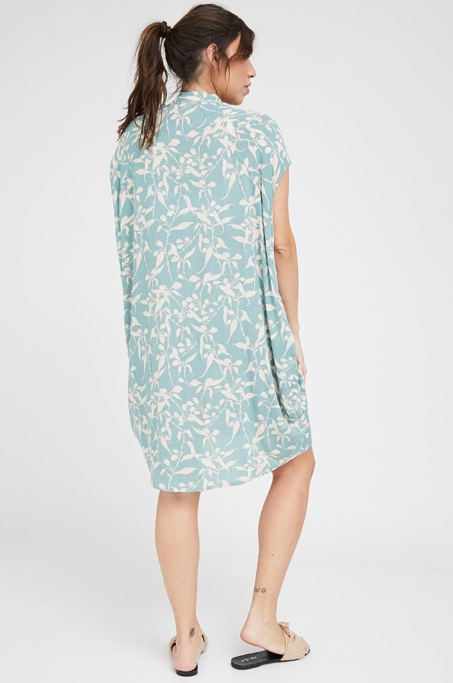 Picture of Shira Dress Green