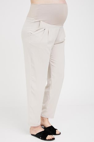 Picture of Brooke Maternity Pants Beige