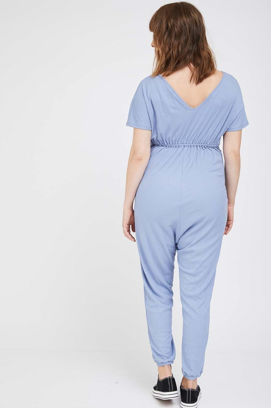 Picture of Abigail Jumpsuit Blue
